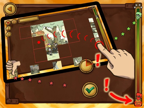 Edna & Harvey - The Puzzle Screenshot