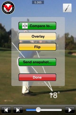 V1 Golf screenshot 4
