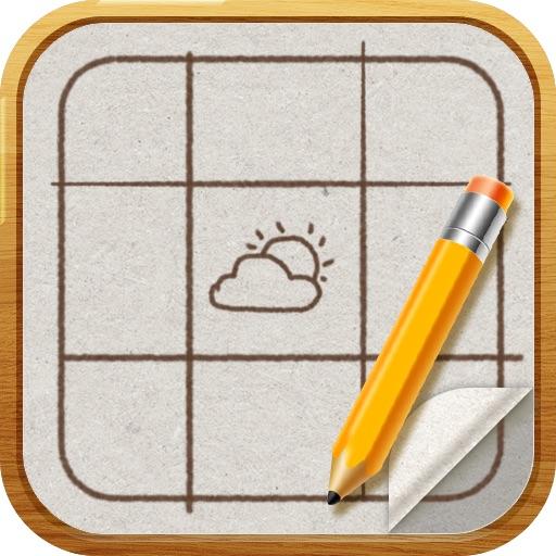 9 Square Diary【九宫格日记】