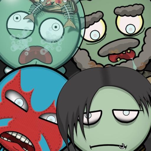 Make A Zombie – 僵尸装扮【设计可爱僵尸】