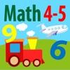 Math is fun: Age 4-5 (Free)