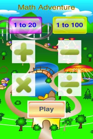 Math Park screenshot 1