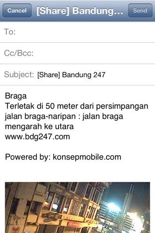 Bandung247 screenshot 3