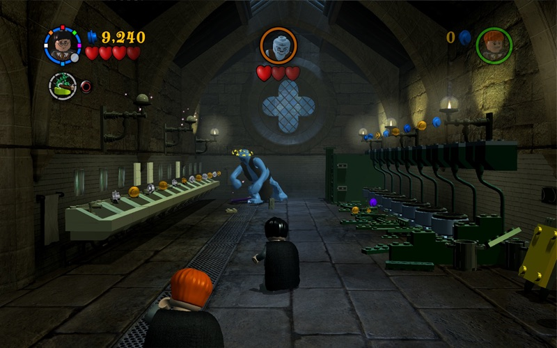 Screenshot #1 for LEGO Harry Potter Years 1-4