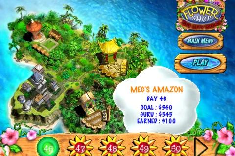 Flower Shop Big City Break Lite screenshot 2