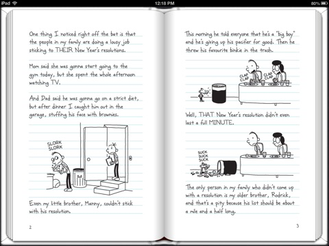 The last straw diary of a wimpy kid book 3 by jeff kinney on ibooks screenshot 2 solutioingenieria Image collections