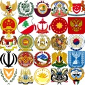 National Emblems - Coat of Arms & Seal Wallpaper / Backgrounds icon