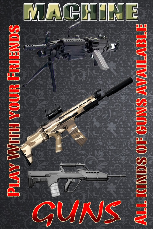 Military Machine Gun Builder lite - Build & Shoot Cool Guns by Talking  Games + More Company