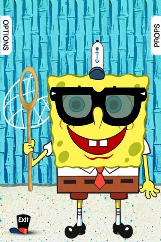SpongeBob Tickler screenshot 3