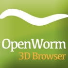 OpenWorm 3D Browser icon