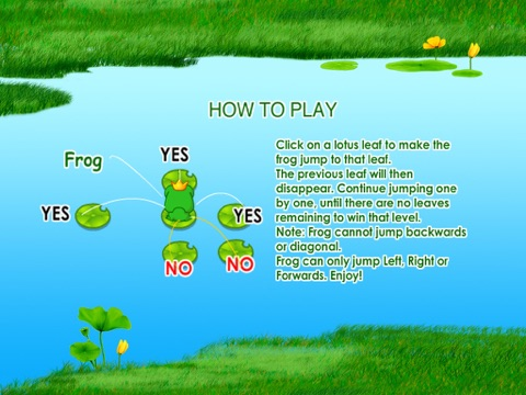 Frog Jump Jump Lite(HD) screenshot 3