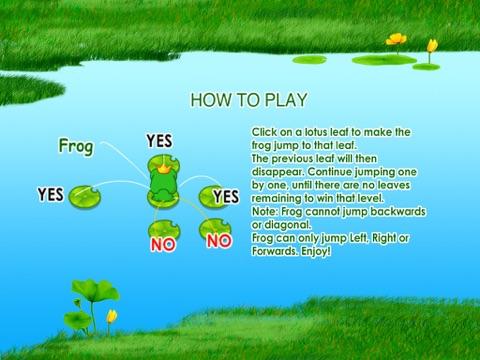 Frog Jump Jump Lite(HD) screenshot 3