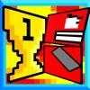 Line Jump Run X : Robot Dash - by Cobalt Play 8 bit Games