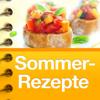 Sommer-Rezepte - So schmeckt der Sommer! (111 Rezepte: Grillen, Snacks, Salate, Desserts, Kuchen, Cocktails ...)