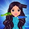 Hair salon Hairdo - kids games