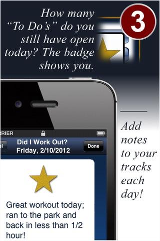 download TraxItAll • Una herramienta para el uso de ajuste de metas y de habitos constructivos, en una hoja de registro para uso diario • A Goal Setting & Daily Tracker Tool, Motivational & Habits Building App, and All-in-One Daily Log Sheet apps 3