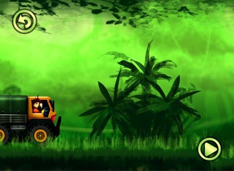 Игра Fun Jungle Racing
