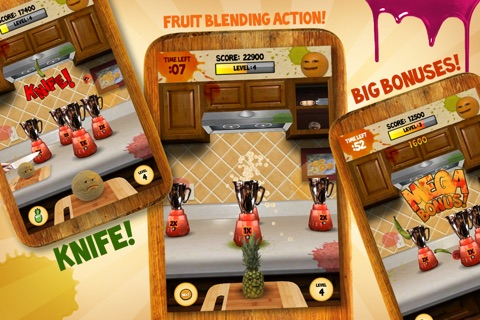 annoying orange: kitchen carnage on the app store
