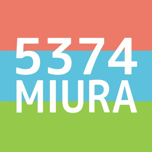 5374 for Miura