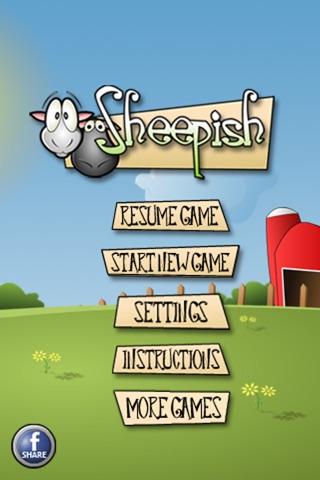 Sheepish Free screenshot 1