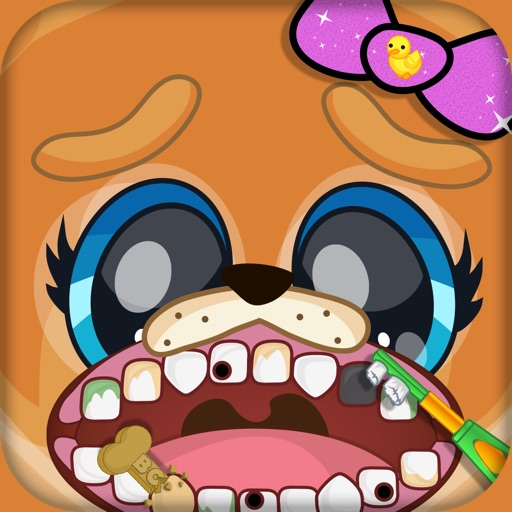 Baby Animal Pets Dentist Hospital - Doctor Office and Emergency Games iOS App