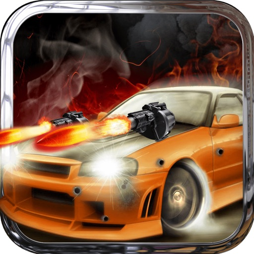 Airborne Theft Race - Police Shooting And Driving Racing Car Game FREE iOS App