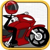 Stickman Bike Race: Chase the Real and Furious Theft Racing Doodle Motorcycle Car Free by Top Crazy Games