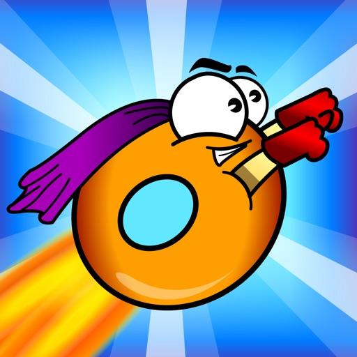 翻滚的甜甜圈:Hot Donut
