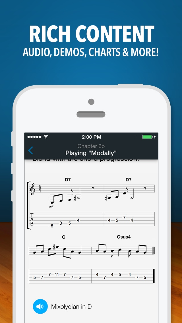 Screenshot #5 for Modal Buddy - Guitar Jam Tool, Scales & Modes Theory Trainer