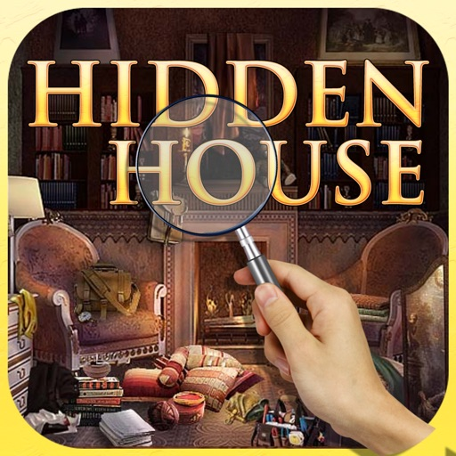 Hidden Objects Mystery Apartments iOS App