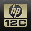 HP Inc. - Hewlett Packard 12C Financial Calculator  artwork