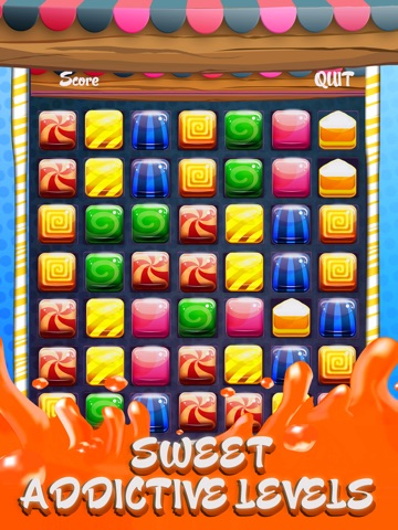 jeux de candy maker blast puzzle cool jeu de logique match 3 pour iphone et ipad gratuit dans. Black Bedroom Furniture Sets. Home Design Ideas