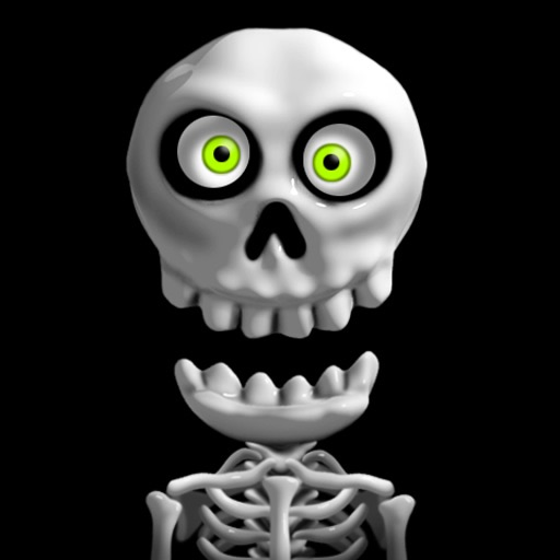 Crazy Skeleton
