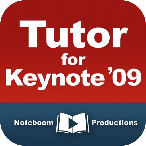 Keynote 教程 Tutor for Keynote '09 for Mac