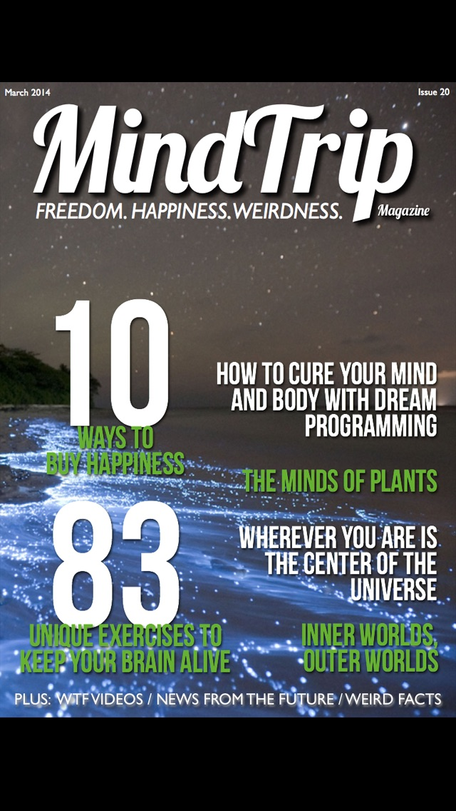 MindTrip MagazineScreenshot of 1