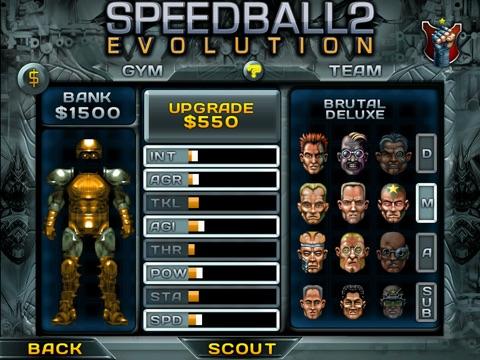 Screenshot #6 pour Speedball 2 Evolution