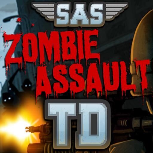 SAS: Zombie Assault TD HD iOS App
