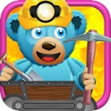 A Despicable Bears Gold Rush - Free Rail Miner Game icon