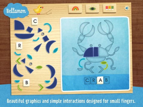 Shape-O ABC's screenshot 3