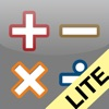 AB Math Expert Lite - Speed and concentration challenge