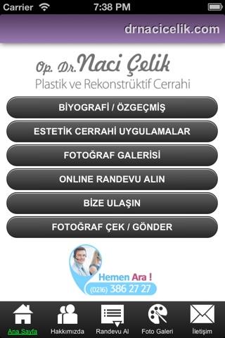 Dr. Naci Çelik screenshot 1