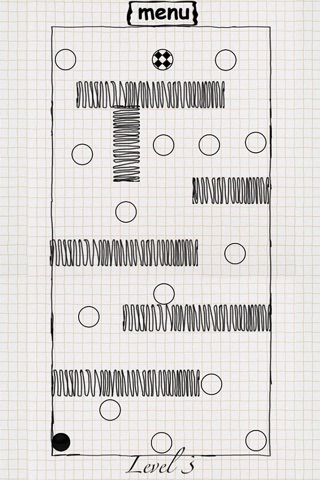 Paper Maze Balls screenshot 1