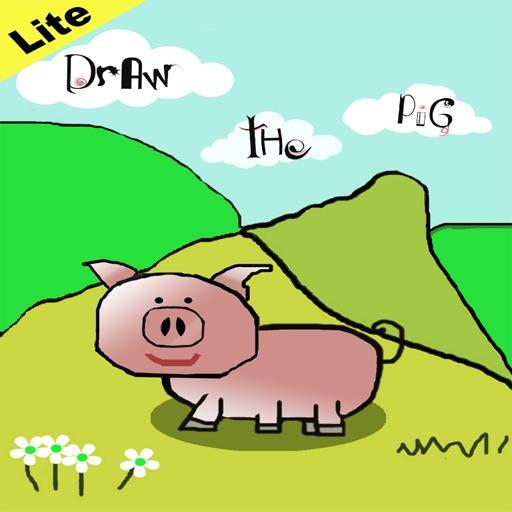Draw the Pig Lite iOS App