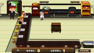 Screenshot von Happy Restaurant Kitchen: Chef Cooking Dash3