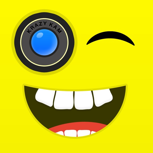 Krazy Kam Lite iOS App