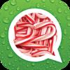 ChatWall+ for WhatsApp Messenger Candy Wallpaper