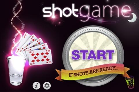 Shot Game - Tequila Game screenshot 2