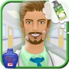 A Ambulance Doctor Beard Shave Makeover Salon - Casual Free Office Game-s for Boy-s and Girl-s