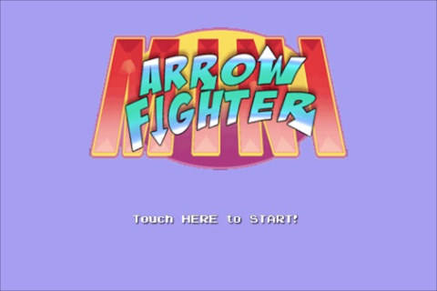 A Arrow Fighter Mini ~ FREE arcade street fight fun with friends screenshot 2