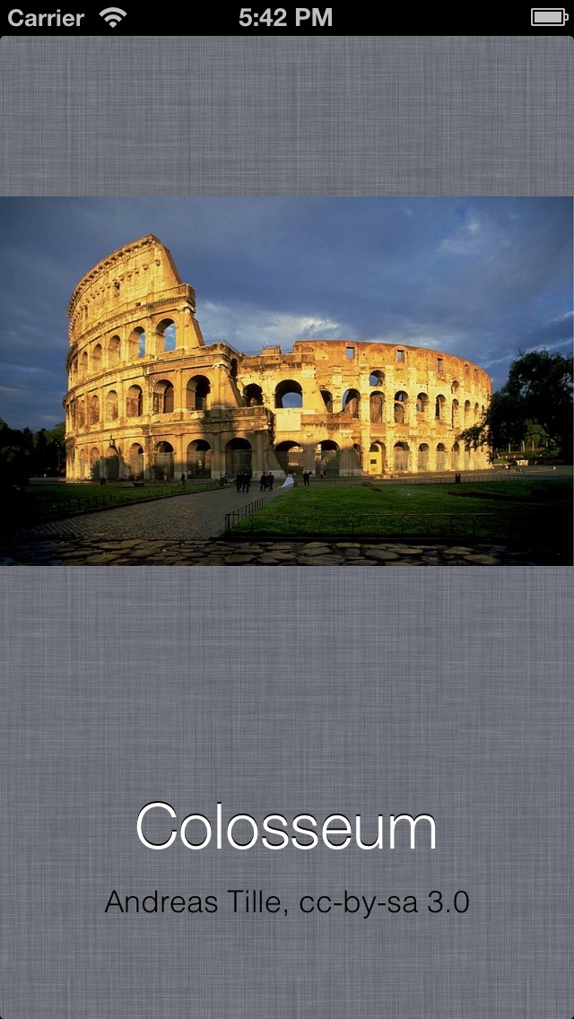 Screenshot of 4 foto 1 posto (4 Pics 1 Place) - gioco di supposizioni basate con le immagini Viaggiato / World Travel Picture Quiz and Trivia Game2